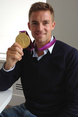 Pete Reed Rowing Team GB Olympic Interview (Vogue.com UK)