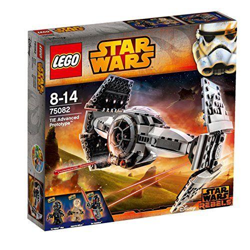 Sale Preis: Lego 75082 - Star Wars Tie Advanced Prototype. Gutscheine & Coole Geschenke für Frauen, Männer & Freunde. Kaufen auf http://coolegeschenkideen.de/lego-75082-star-wars-tie-advanced-prototype  #Geschenke #Weihnachtsgeschenke #Geschenkideen #Geburtstagsgeschenk #Amazon