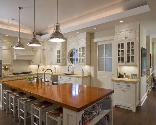 101 Indoor Nautical Style Lighting Ideas Beachfront Decor Kitchen Island Lighting Custom Kitchen Island Kitchen Design