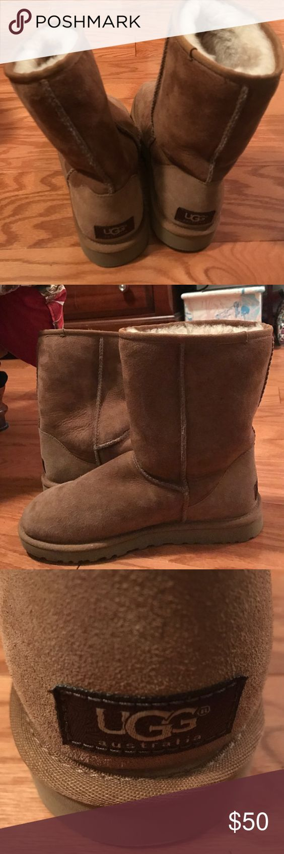 UGG boots Barely worn and in great condition UGG Shoes Winter & Rain Boots