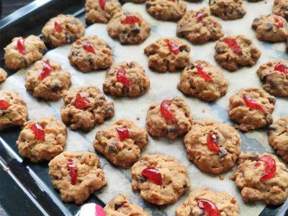 Resepi Biskut Red Pearl Best Rangup Harum Satu Rumah Jadinya Di 2020 Resep Biskuit Makanan Makanan Dan Minuman