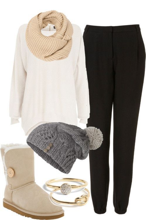 ugg outfits polyvore - Google Search | via Tumblr #ugg #boots #cyberweek
