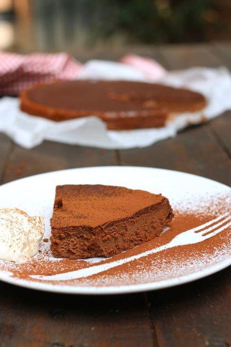 torta golosissima cioccolato e mascarpone di Cyril Lignac