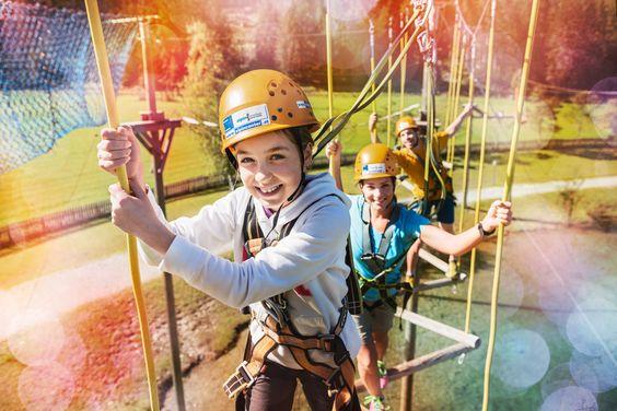 Freizeitpark in Flachau für die ganze Familie - DIE BERGQUELLE *** © www.bergquelle-flachau.at
