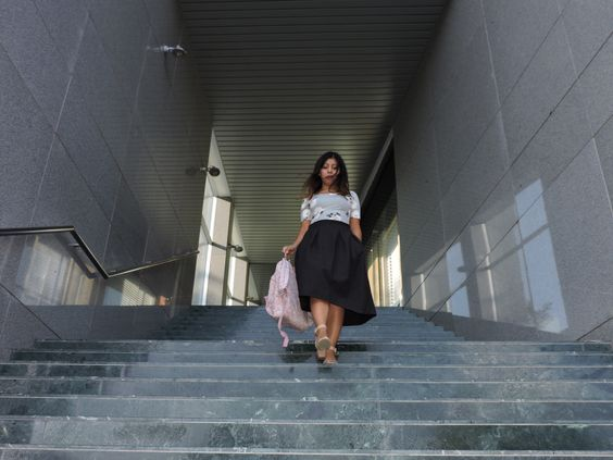 Mi primer #streetstyle en el blog itsmedaskaaa.com