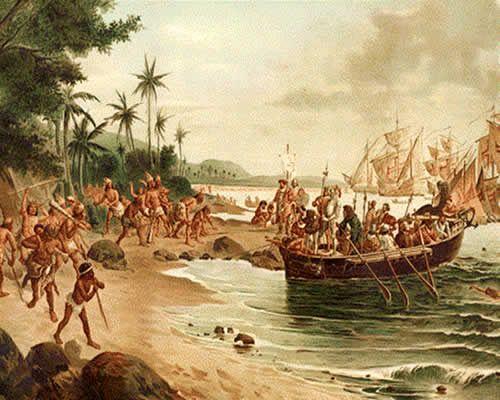RENOVAÇÃO: Recordando com saudades....Colonização do Brasil.....