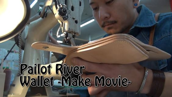 PAILOT RIVER -Wallet Make Movie-  http://www.neolatine.jp/