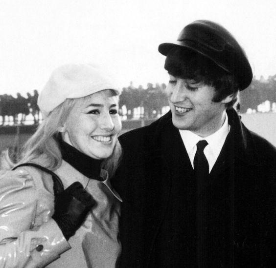 1964 Cynthia & John