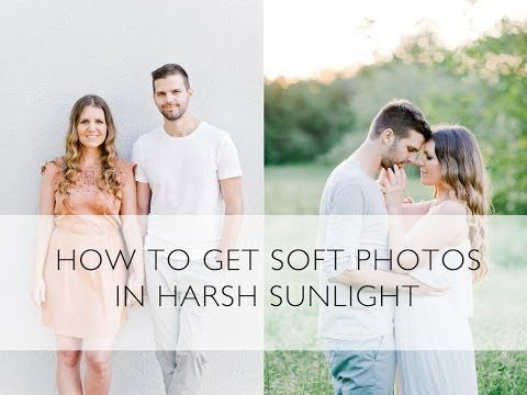 Outdoor GOLDEN HOUR Portrait Photography Tips - Using Natural Light - YouTube