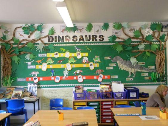 Another dinosaur theme