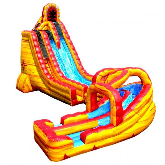 Giant inflatable water slide for adult $4000~$7000