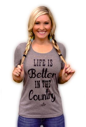Ali Dee Collection - Life is Better in the Country, $36.00 (http://www.alideecollection.com/life-is-better-in-the-country/)