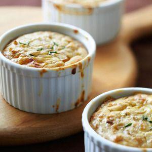 Caramelized Onion Savory Bread Pudding   Udi's® Gluten Free Bread