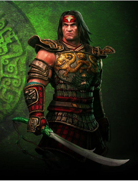 Conan of Khitai