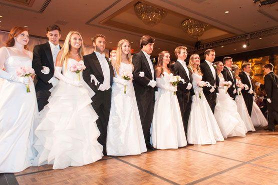 San Francisco Social Diary: 51st annual San Francisco Debutante Ball | New York Social Diary