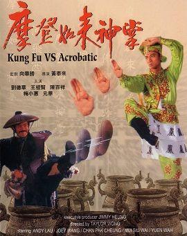 Xem Phim Như Lai Thần Chưởng Tân Thời - Kung Fu vs Acrobatic