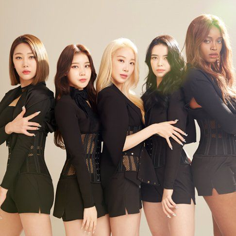 Learn A Bit More About The Members Of Black Swan Black Swan Kpop Girls Swan