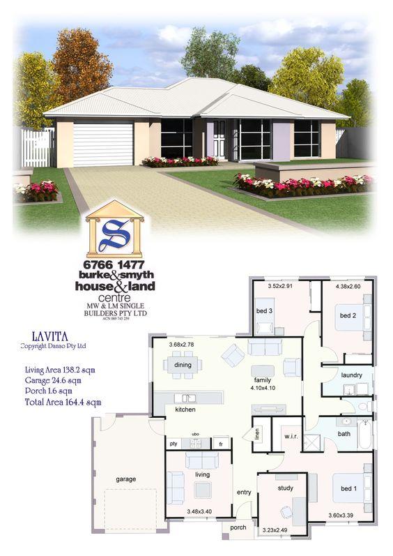 Single Builders I Lavita House Plan