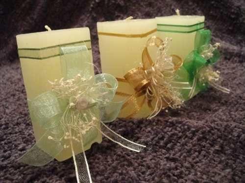 Velas decoradas para bautizo imagui velas pinterest - Velas decoradas para bautizo ...