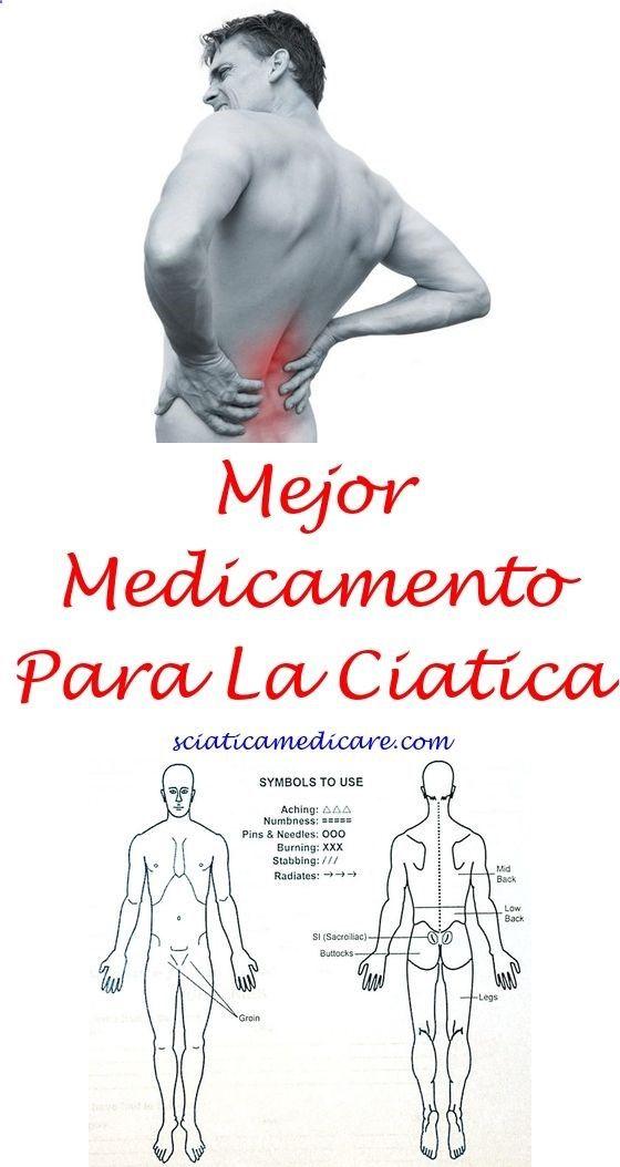 Medicamento para aliviar dolor de ciatica