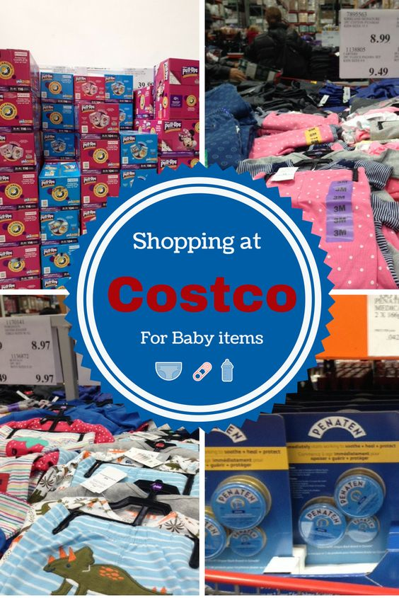 Shopping At Costco For Baby Items Best Baby Items Baby On A