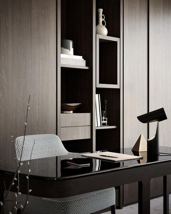 Pin By Dayang On Shelving Office Cabinet Design Office Furniture Modern Home Office Cabinets
