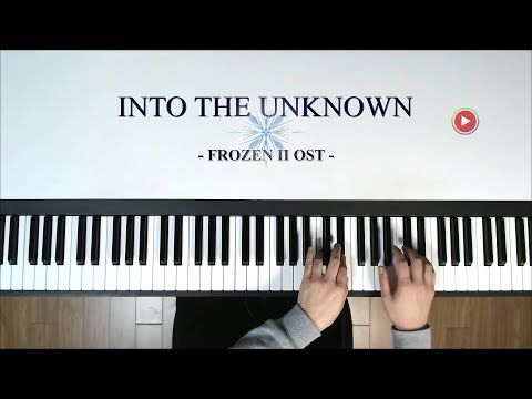 It S Too Hard Into The Unknown Frozen 2 Ost Youtube Ost