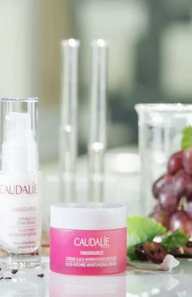 Caudalie Vinosource Deep Hydrating Moisturizer