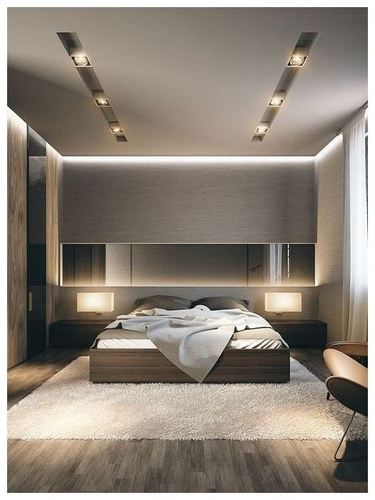 Trendy Bedroom Designs Which Apply A Suitable Contemporary And