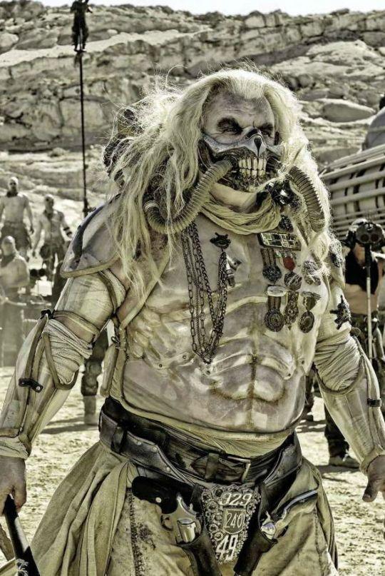 Immortan Joe - Mad Max: Fury Road