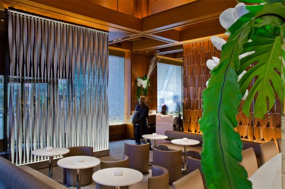 Le Bernardin by Bentel and Bentel Architects/Planners. New York, NY, United States | Lovely WAN Commercial Award entry!