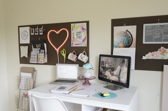 Imperfect Office Tour — KILEY IN KENTUCKY