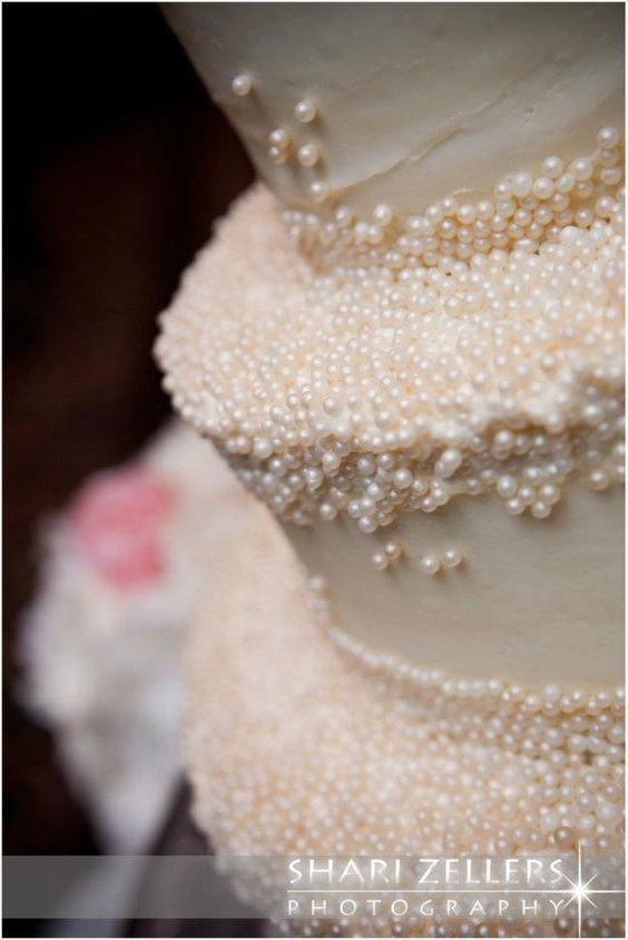 edible pearls for wedding cakes sugar pearl cake wedding ideas pearls 13909