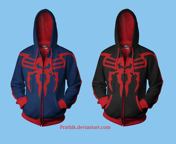 Scarlet spider hoodie for sale
