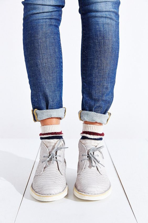 Clarks desert boot, Urban outfitters and Leather on Pinterest