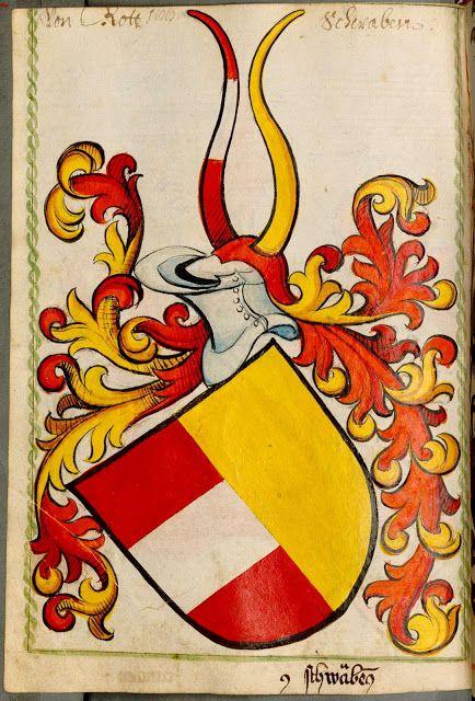 Herald Dick Magazine: Héraldique médiévale : l'Armorial de Scheibler #02