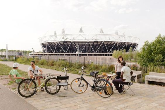 With the enormous task of keeping tens of thousands of spectators cool, making sure the lights are on, and ensuring that hundreds of bathrooms are in good working order for the next several weeks, the London 2012 Organizing Committee and the Olympic Delivery Authority set out to build new facilities with energy efficient, sustainable, and recyclable designs.