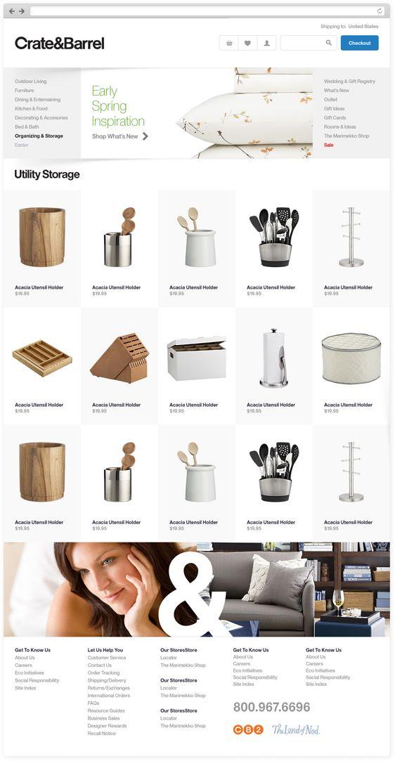 Interface para vendas de produtos.