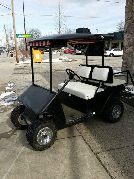 1984 Ezgo Golf Cart Gas For Sale Golf Carts Ezgo Golf Cart Golf Carts For Sale