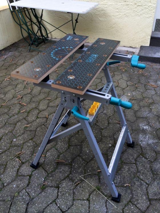 Mobiler Frastisch Bauanleitung Zum Selberbauen 1 2 Do Com Deine Heimwerker Community Frastisch Holzwerkstatt Tisch