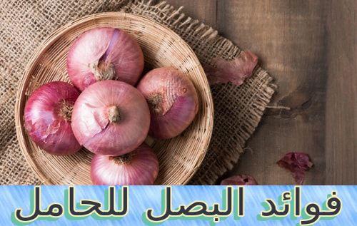 ما هي فوائد البصل للحامل Onion Vegetables Food