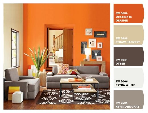 Hello to this inviting, refreshing and bold interior! Hooray for color.