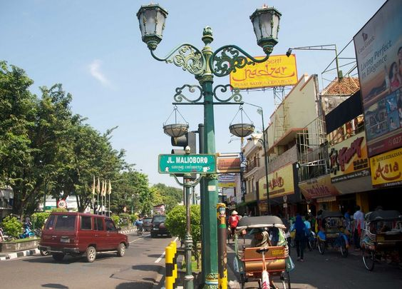 MALIOBORO STREET (Jalan Malioboro) – Yogyakarta (Jogja) backpacker's guide