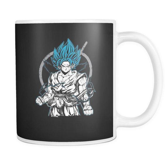 Super Saiyan Goku God 11oz Coffee Mug - TL00528M1