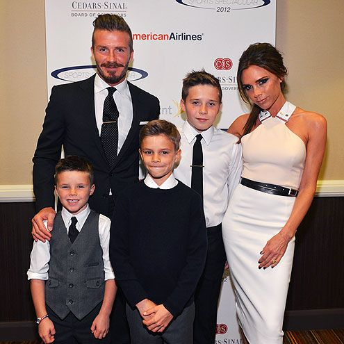 The Beckham's...they are the royal fam!!! <3