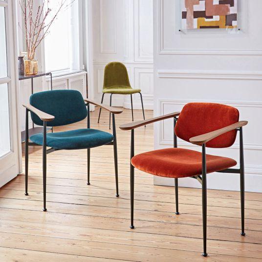 Nos Coups De Coeur Deco Hiver 2020 Chez Am Pm Et La Redoute Interieurs Fauteuil De Table Salle A Manger Tendance Table Basse Salon Design
