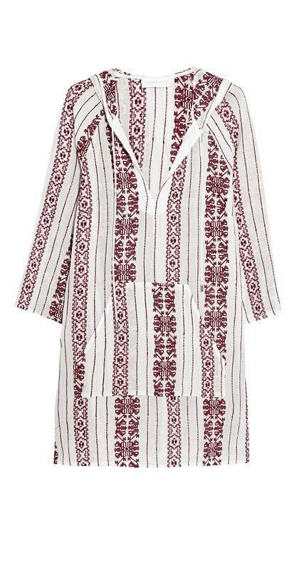 Zimmermann Ryker embroidered cotton-muslin hooded dress and 27 more perfect frocks for summer