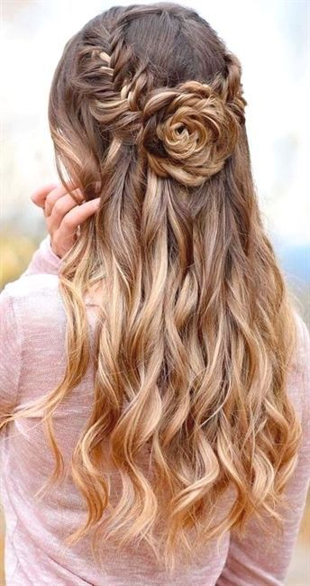 Pin On Date Night Hair Style
