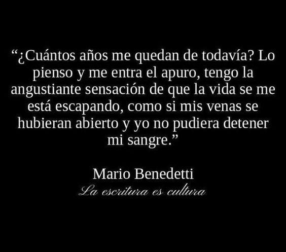 ¿Cuántos años de todavía? #Benedetti