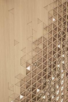 Textura celosia de madera buscar con google muros - Celosia de madera ...